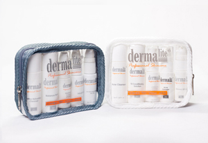 Dermalite Travel Pack Home